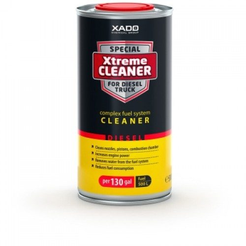 Xtreme complex fuel system cleaner